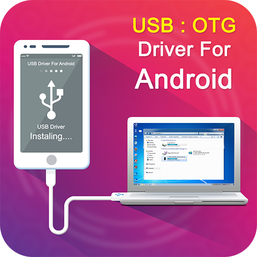 Baixar OTG USB Driver for Android para Android