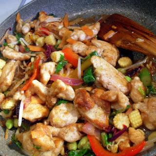 Lemon Chicken Stir Fry Broccoli Recipes