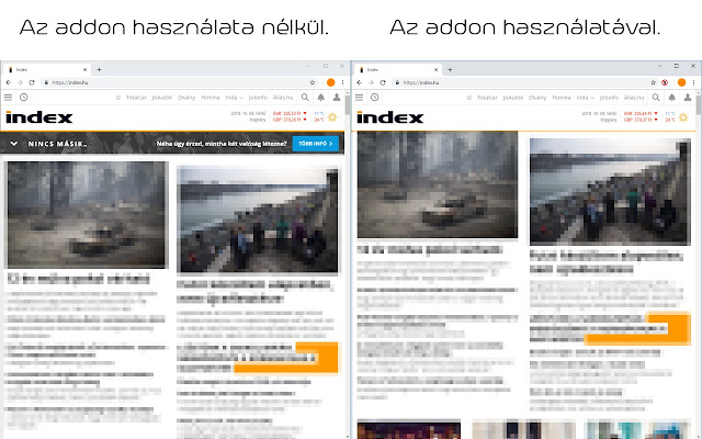Index.hu tarhálás eltávolító