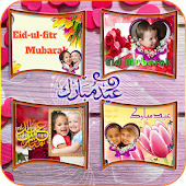 Stylish Eid Photo Cards