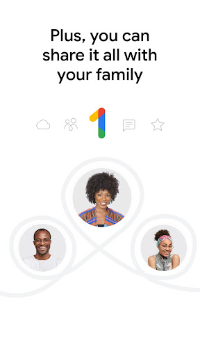 Google One Screen Shot