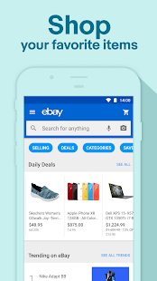 App Sales, Deals & Discounts! Buy & Save with eBay APK for Windows Phone
