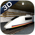 Bullet Train Subway Simulator icon