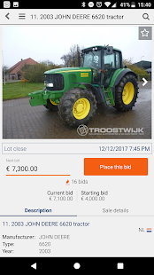 Troostwijk Auctions - náhled