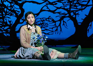Photo: Wiener Staatsoper: HÄNSEL UND GRETEL. Inszenierung Adrian Noble. Premiere 19.11.2015. Ileana Tonca. Copyright: Barbara Zeininger