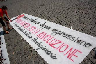 Photo: per dire no alla taske force, no alle larghe intese sulla pelle delle donne