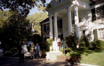 Photo: Elvisův Graceland