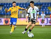 Waasland-Beveren speelt gelijk tegen Charleroi
