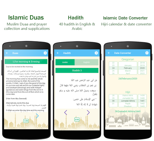 Muslim Prayer Pro with Azan, Quran & Qibla Compass screenshot 8