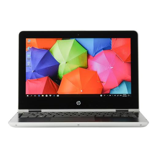 Máy tính xách tay/ Laptop HP Pavilion X360 11-ad104TU (4MF13PA) (Bạc)