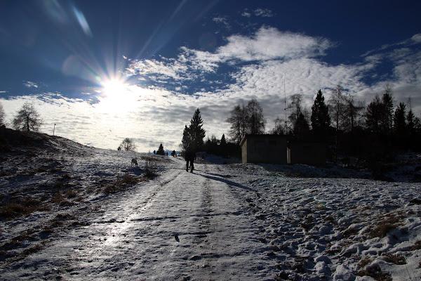 Il calore di una giornata invernale  di Claaire