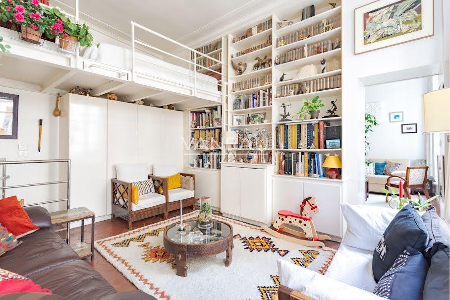 Vente appartement 4 pièces 72.74 m² à Paris 7ème (75007), 1 045 000 €