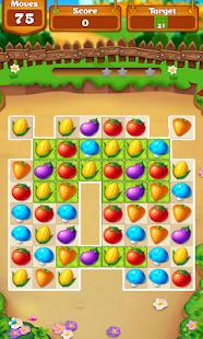Fruits Burst game free - náhled