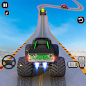 Ramp Monster Truck Stunts:New Racing Games icon