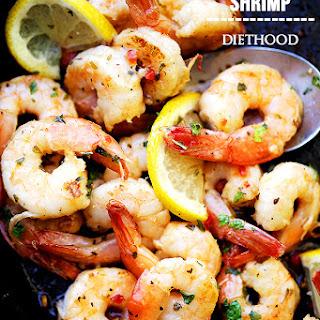Lemon Garlic Shrimp With Rice Recipes.