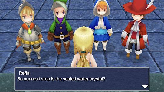 FINAL FANTASY III Apk Download For Android and Iphone 5