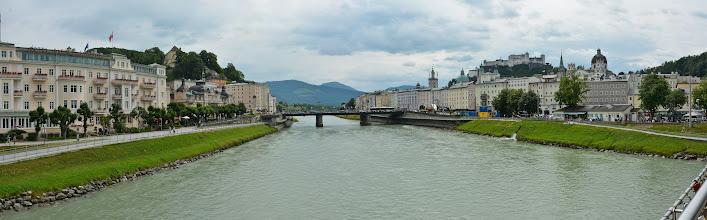 Photo: Stare miasto Salzburga o dużych walorach historycznych zostało wpisane w 1996 na Listę światowego dziedzictwa kulturowego UNESCO.