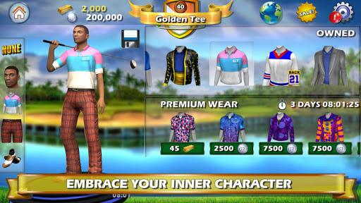 Télécharger Golden Tee Golf apk mod screenshots 4