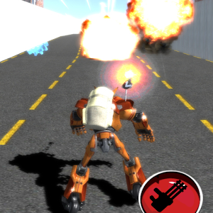 Iron Robot Rush -Transformers for PC and MAC