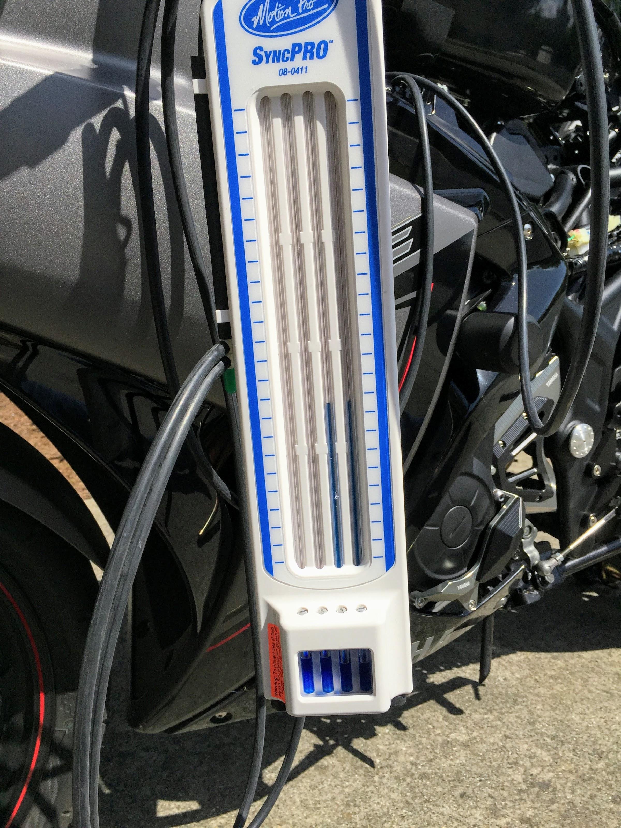 How To Throttle Body Sync Yamaha R