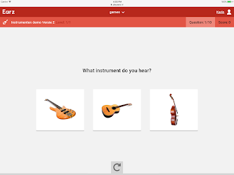 Earz - the most fun music theory and ear training