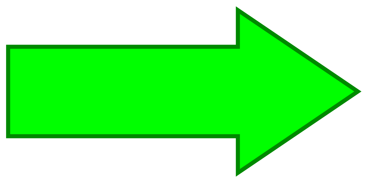 File:Green arrow right.svg