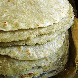 Soft Flour-Corn Tortillas Recipe
