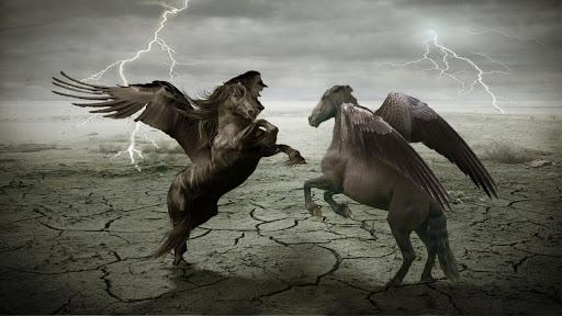 Pegasus Pack 2 Live Wallpaper