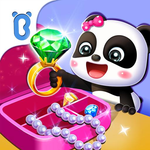 Vida do Bebê Panda: faxina