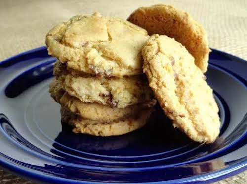 "Almond Joy Cake Mix Cookies""I took a basic cake mix cookie recipe..."