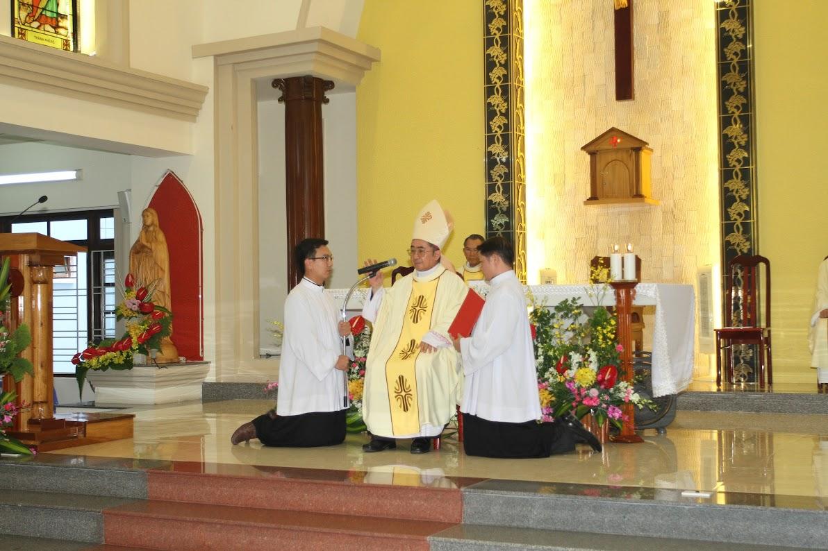 Lễ Phong Chức Phó Tế tại Toà Giám Mục Nha Trang - Ảnh minh hoạ 7