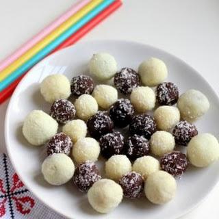 Coconut Chocolate Balls With Condensed Milk Recipes