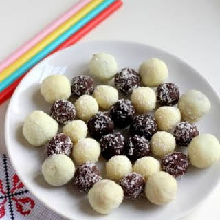 Coconut Ball With Condensed Milk Recipes.