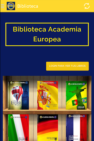 android Academia Europea Screenshot 1