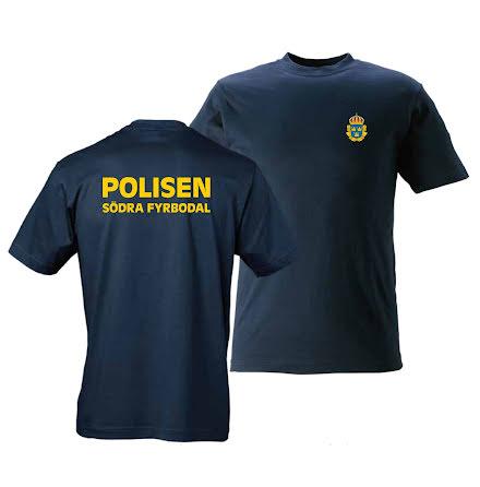 T-shirt bomull SÖDRA FYRBODAL