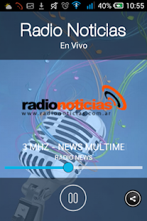Radio Noticias: miniatura de captura de pantalla