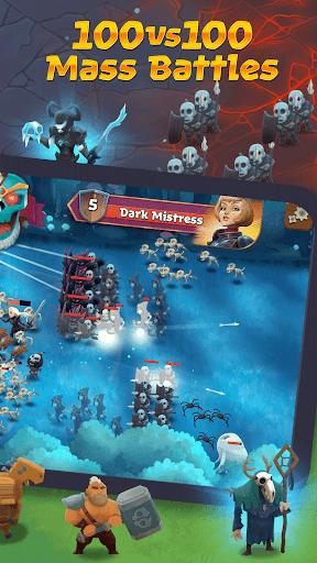 Battle Legion apktram screenshots 2