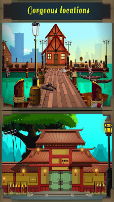 Criminal Chase - Escape Games - screenshot