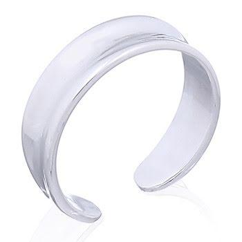 Tåring, stilren silverdesign