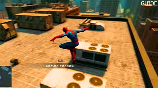 Guide For Amazing Spider Man 3 homecoming Tips app (apk