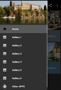 Lake House - náhled