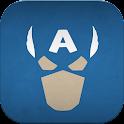 Superheroes Wallpaper icon