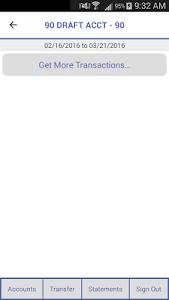 Gulf Shore FCU Mobile Banking screenshot 2