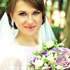 Wedding photographer Nadezhda Lukyanova (NadiL). Photo of 01.10.2016