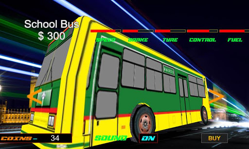 3D Bus Simulator apktram screenshots 4