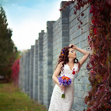 Wedding photographer Kira Savina (dreamy). Photo of 31.10.2012