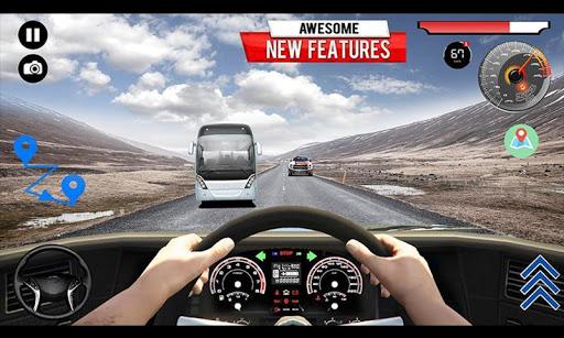 US Offroad Bus Driving Simulator 2018 1.0.1 screenshots 12
