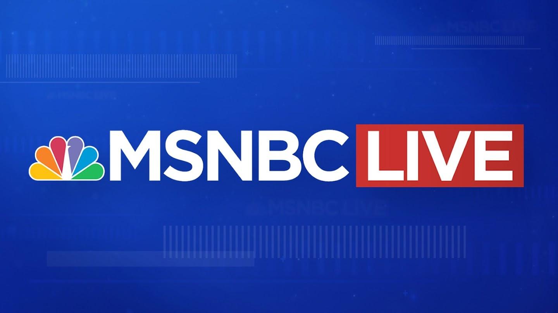MSNBC Live With Richard Lui
