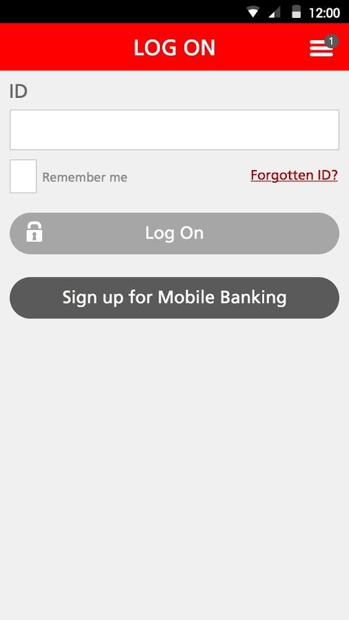 Santander Online Banking Personal Id