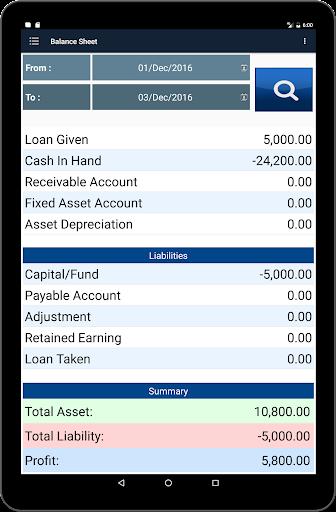 CashBin - Mobile Accounts screenshot 12